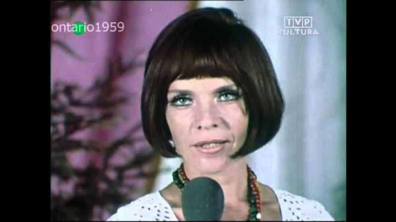 SLAWA PRZYBYLSKA - Piosenko (1972) ...