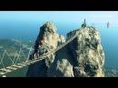 Ай-Петри подвесные мосты на высоте 1234 метра!