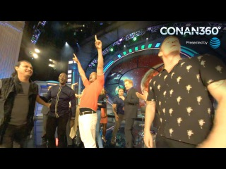 23.07.2016 • ТВ-шоу   Conan Show 360°   Фрагмент #1