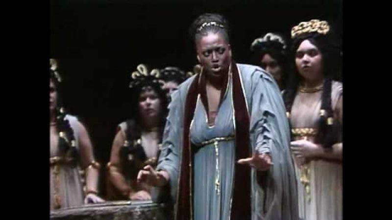 Jessye Norman as Cassandra in Les Troyens