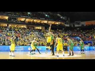 Fenerbahce Istanbul vs Laboral Kutxa Vitoria Game Highlights | Euroleague 1/2 Final4 | 13.05. 2016