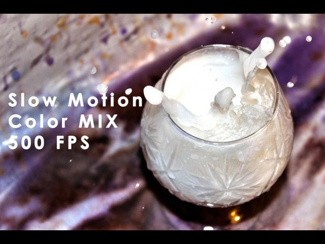 │VlaDDos Film™│- Sony RX100 MK IV Slow Motion Color MIX 500FPS