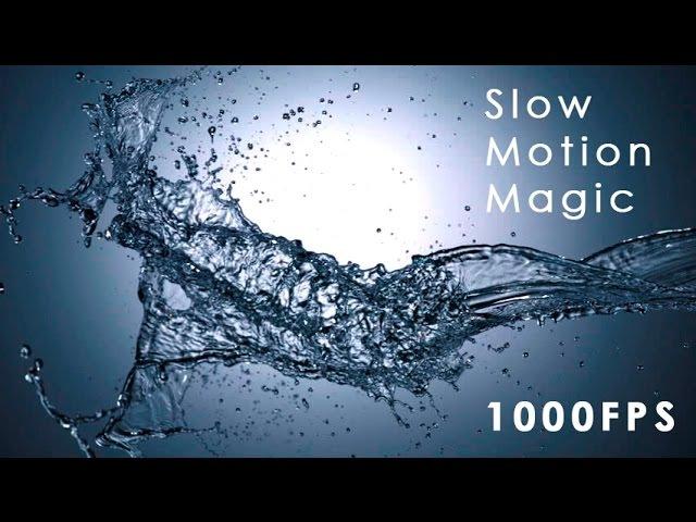 │VlaDDos Film™│- Sony RX100 MK IV Slow Motion Magic 1000FPS