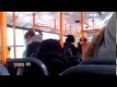 Эминем в России в автобусе