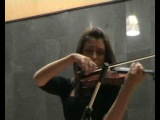 Andreea Balanean (violin) ft. Gabi Daia (piano) - Requiem for a dream - httpwww.hashx.net