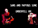 Sans and Papyrus Song by JT Machinima (UnderFell Mix by ATFT)