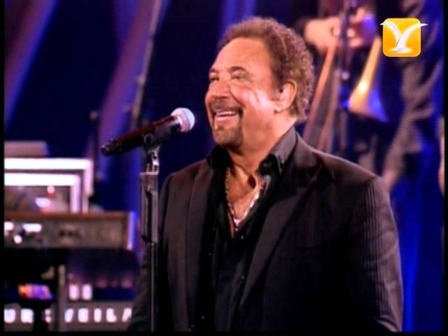 Tom Jones I´ll Never Fall In Love Again Festival de Viña 2007