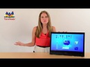 ViewSonic VSD220 22-Inch 21.5-Inch Vis) Full HD 1080p LED Touchscreen Smart Display and A