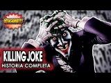 VIDEOCOMIC: EL ORIGEN OSCURO DEL GUASÓN/JOKER || BATMAN: LA BROMA ASESINA - Historia Completa