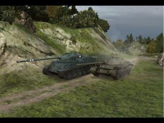 Lorraine 40 t и Т-54    10 фрагов    Братья по оружию    Мастер    Основной калибр    World of Tanks
