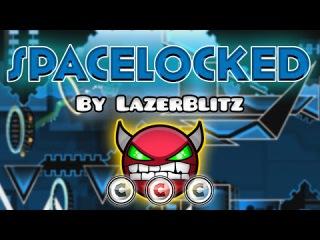 Geometry Dash [2.0] (Demon) - Spacelocked by LazerBlitz | GuitarHeroStyles