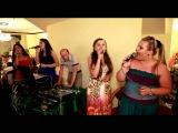 Цыганский ансамбль Осенняя роса свадьба гНиколаев 12072013 360