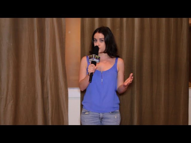 Victoria Ciano - Audition for Special Guest Host on The Rhyme Impersonator Show! - CAST YOUR VOTE!