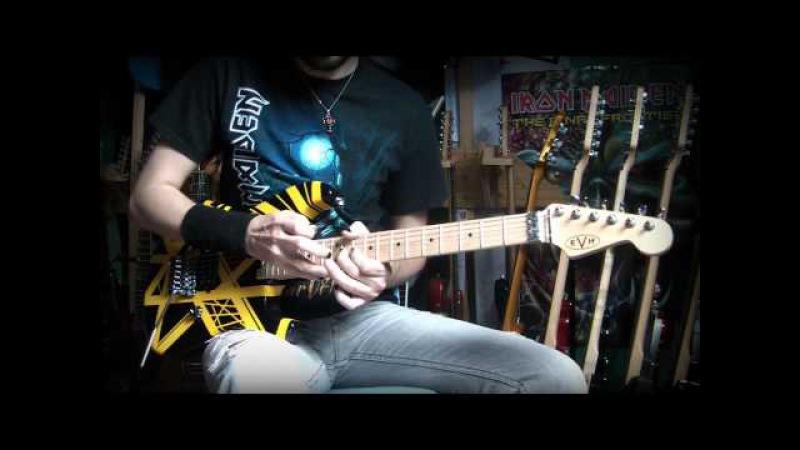 SPEED F*CKS guitar cover - Charlie Parra Del Riego - Neogeofanatic