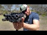 Homemade Quad Barrel Shotgun - QB12