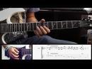 Black Sabbath - Paranoid (Solo) - Guitar Lesson With Tab
