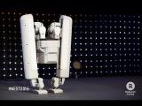 Бипедальный робот от SCHAFT (GOOGLE)