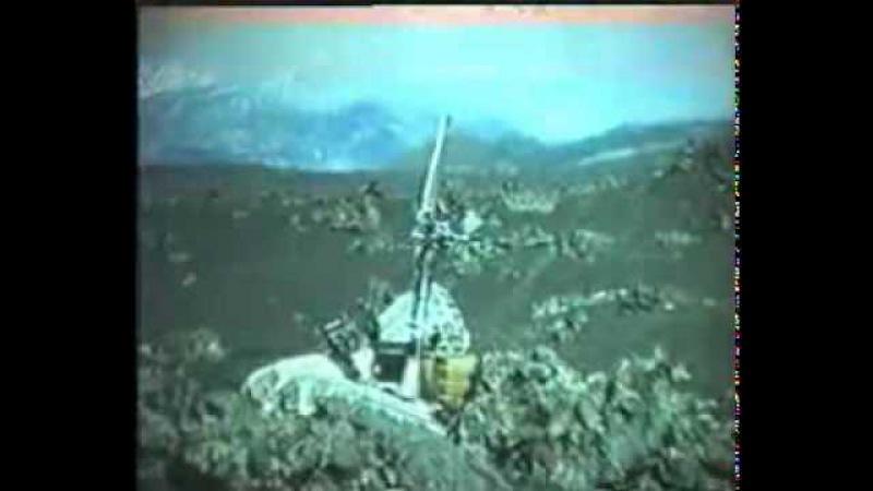 Venusrover HM-VD-2 (1986). Венероход ХМ-ВД-2. Part 1 of 2.