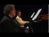 Johann Sebastian Bach - Antonio Vivaldi Concerto for 4 Pianos BWV 1065