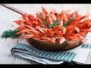 Жареные раки в сливочном соусе рецепт ✪ Как приготовить раков How To Cook Crawfish