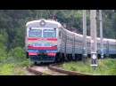 ЭР9Е-629 рейсом № 6310 Чернигов - Нежин.
