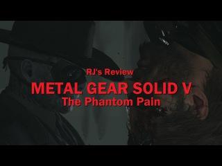 Metal Gear Solid V The Phantom Pain - обзор от РокДжокера