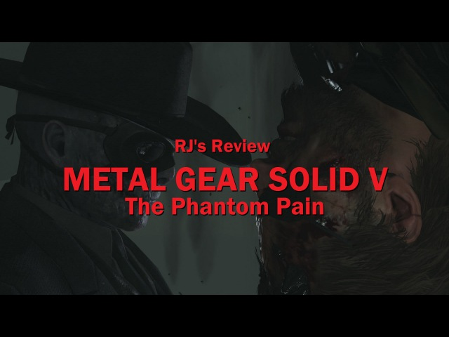 Metal Gear Solid V The Phantom Pain обзор от РокДжокера