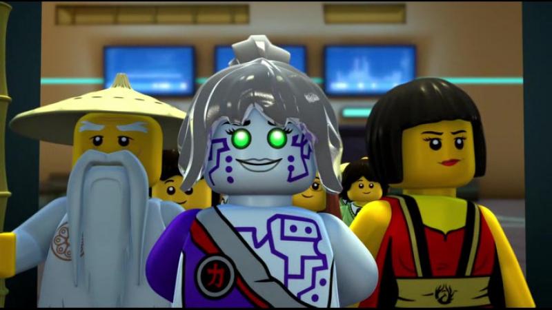 LEGO.Ninjago.сезон 3 серия 1