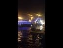 Разводной Дворцовый мост! Очень круто!
