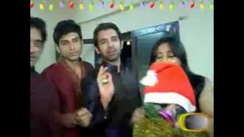 26th Dec'11-Christmas spcl - Sarun Akshay Daljeet Abhaas Utkarsha