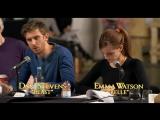 Disney показала читку сценария «Красавицы и чудовища» с Эммой Уотсон