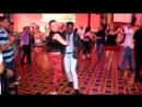 Mouaze Konate Jennifer Earls - New York Int'l Salsa Congress 2012 (Social Dancing, 8-31-12)-1