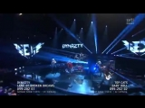 DYNAZTY - Land Of Broken Dreams (live Melodifestivalen 2012, Andra Chansen March 3d 2012)