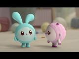 Малышарики - Попрыгушки (10 серия) Развивающие мультики для самых маленьких