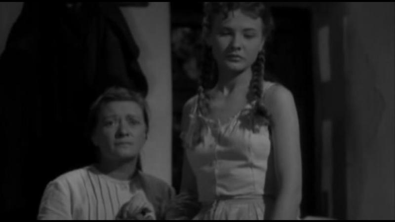 КАРУСЕЛЬ (1956) - мелодрама, социальная драма. Золтан Фабри