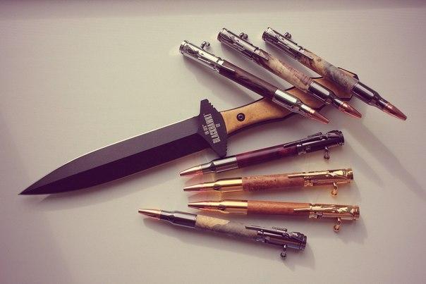 Лайк, если хочешь такую ручку!