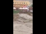 Youssouf Ali Al Taher shares this Shocking video of scary Flash Flooding in Saudi Arabia yesterday 7.4.2016!