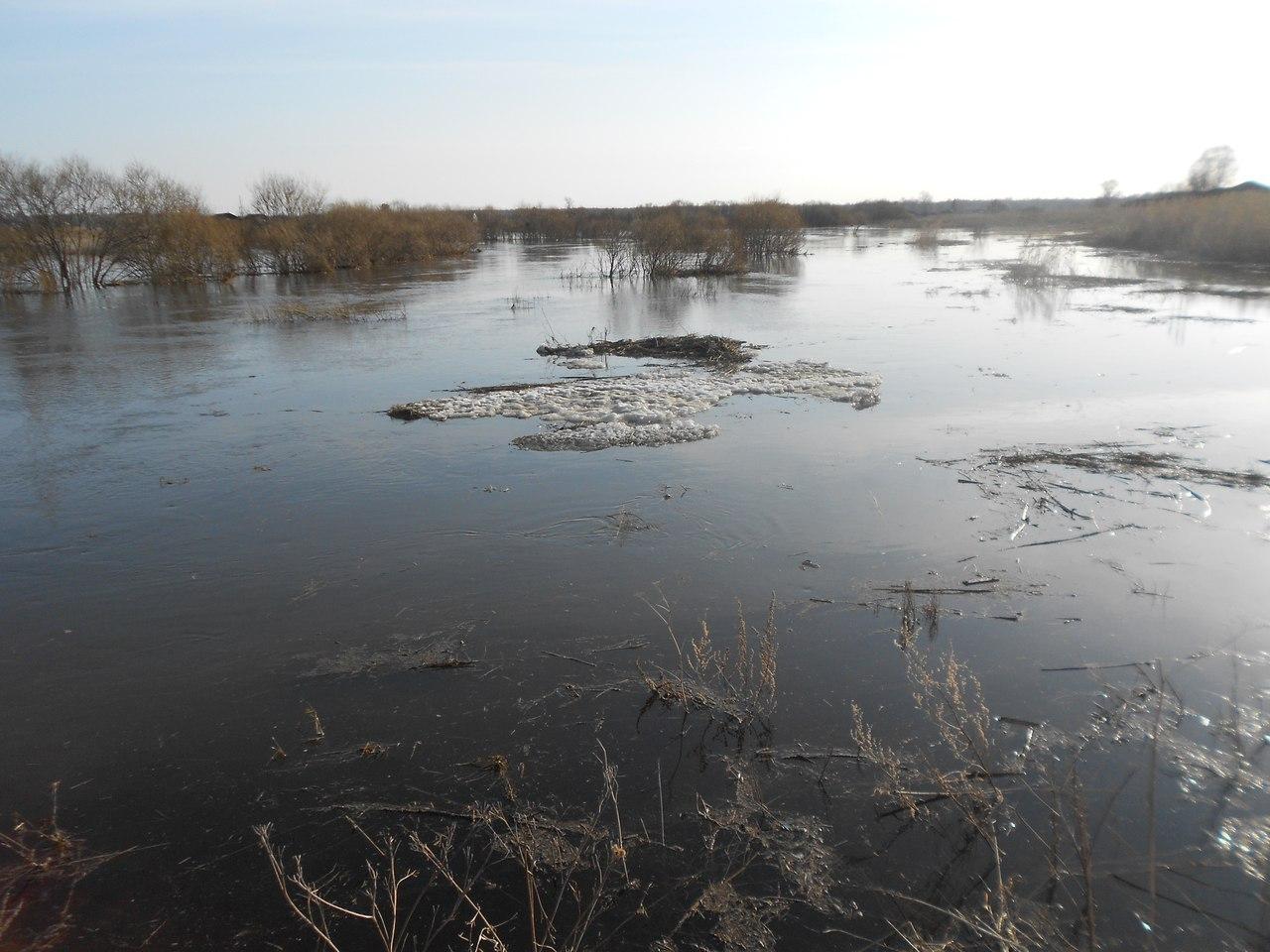 Режим ЧС из-за паводка сохраняется в шести муниципалитетах 2