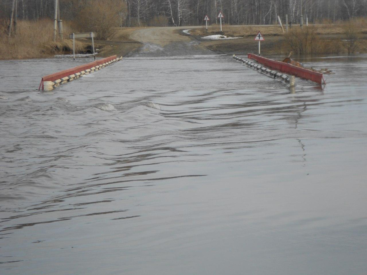 Режим ЧС из-за паводка сохраняется в шести муниципалитетах 3