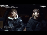 [RUS SUB][02.02.16] V and Kim Min Jae @ Flower Boy Bromance