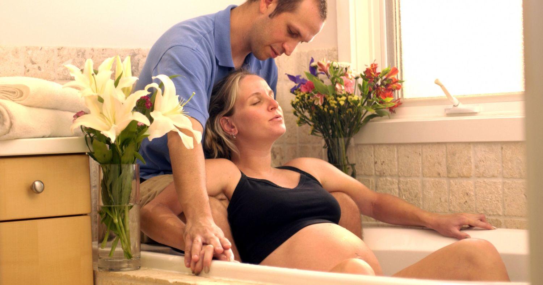 Как принимать роды в домашних условиях у женщин