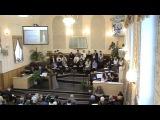 Богослужение Евангельских Христиан-Баптистов 17.02.2013