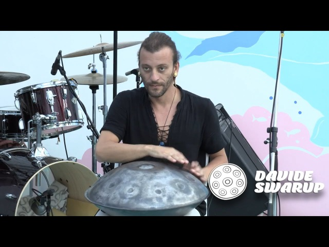 Hand Pan solo - One of Best - SPB instruments
