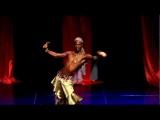 Rachid Alexander, Male Belly Dance, Nancy Ajram Mistaniyak