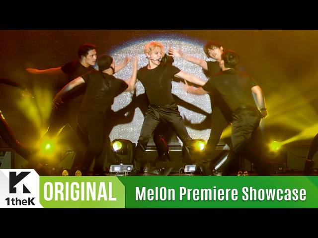 [MelOn Premiere Showcase] XIA(준수) _ ROCK THE WORLD, Magic Carpet, Don't Forget(잊지는 마) [SUB]