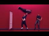 Импровизация «Красная комната»: Подвыпившие сотрудницы на корпоративе и их шеф. 1 сезон, 4 серия (04)