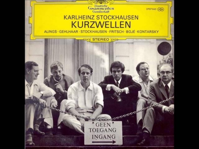 Karlheinz Stockhausen Kurzwellen