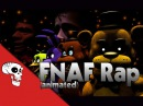 Five Nights at Freddy's Rap by JT Music - Five Long Nights (Animated by MrBreino)