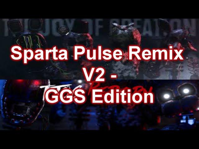 The Joy of Creations TJOC: Reborn Sparta Pulse Remix [First]