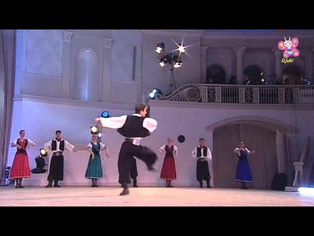 Argentine dance